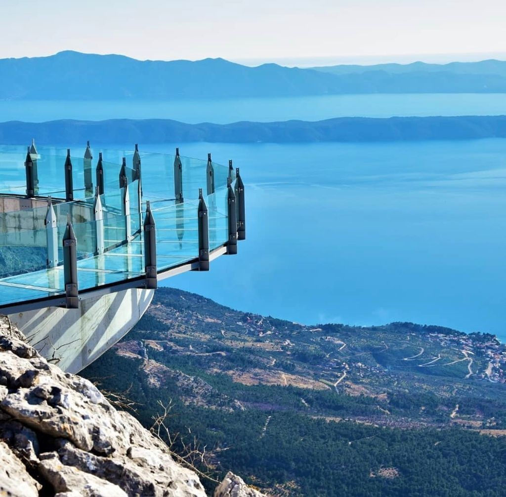Nebeska Šetnica-Biokovo Skywalk   Cheap Ride   Privatni izleti iz Makarske