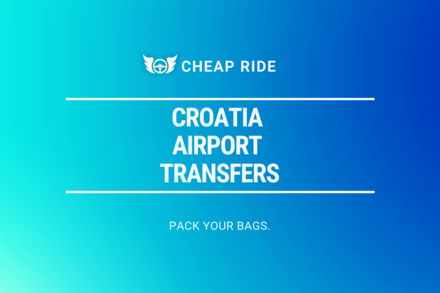 5 reasons to book airport transfer in Croatia