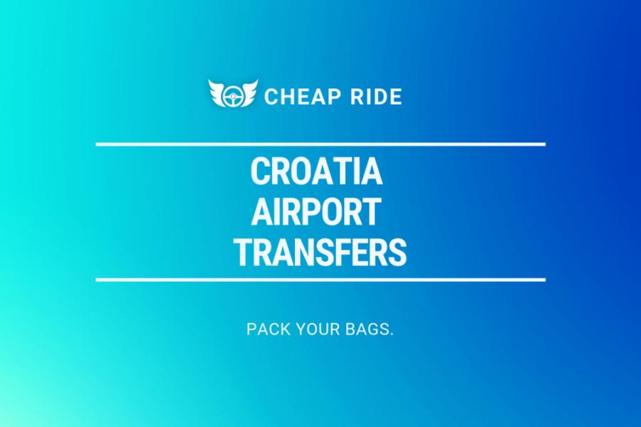 5 razloga za rezervaciju transfera od zračnih luka u Hrvatskoj