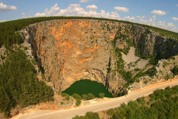 Imotski Tour (Red and Blue Lake)