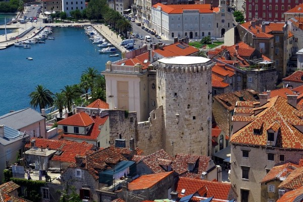 City Of Split Tour