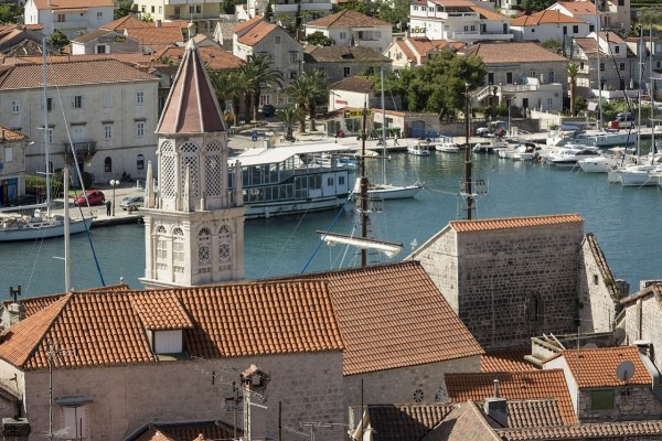 City Of Trogir Tour