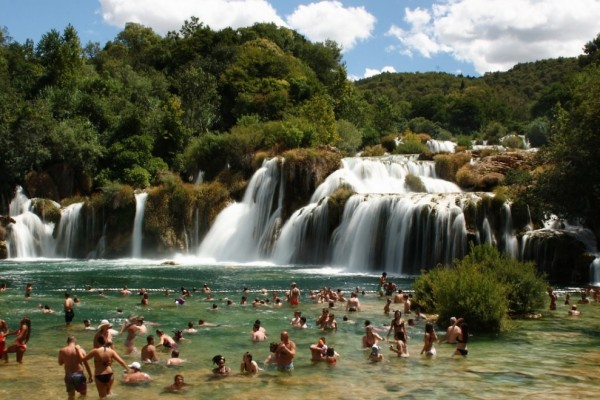Krka Waterfalls Tour (National Park)